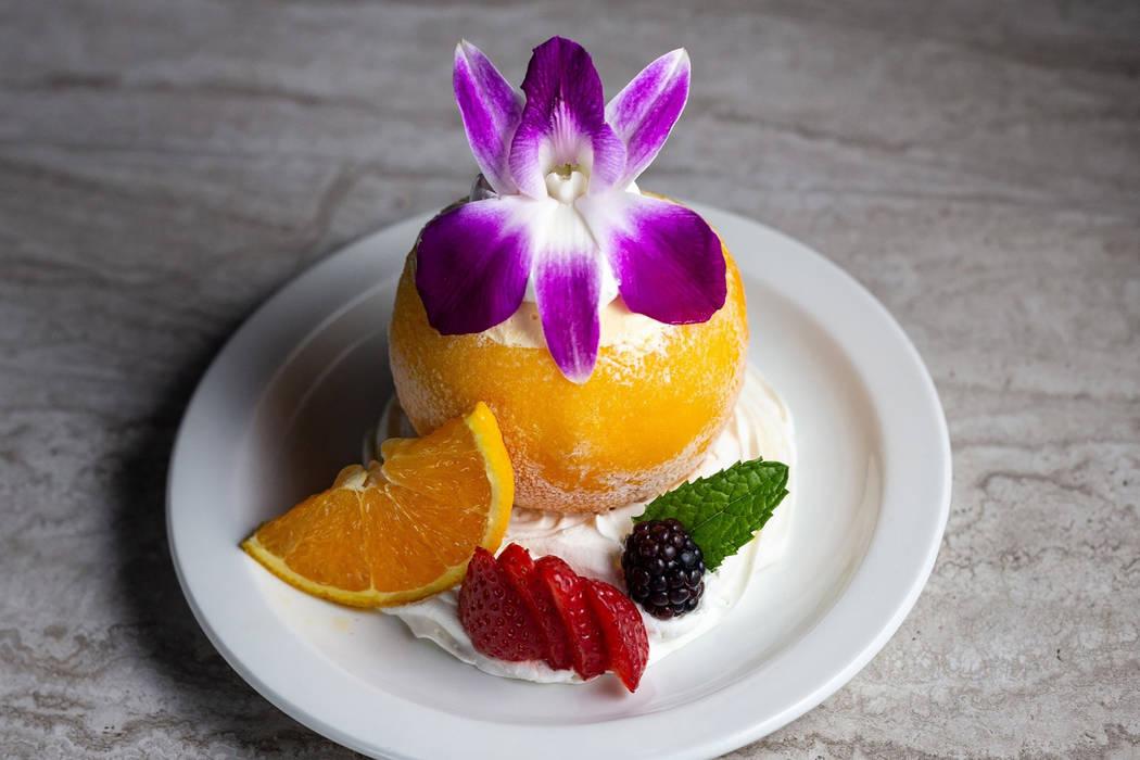 Nieve de Naranja (El Dorado Cantina)