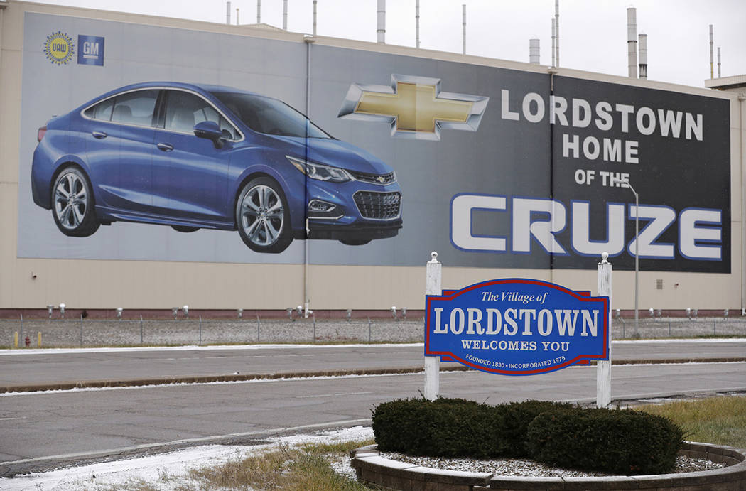 Potential Sale Of Shuttered Gm Plant Not Done Deal Las Vegas