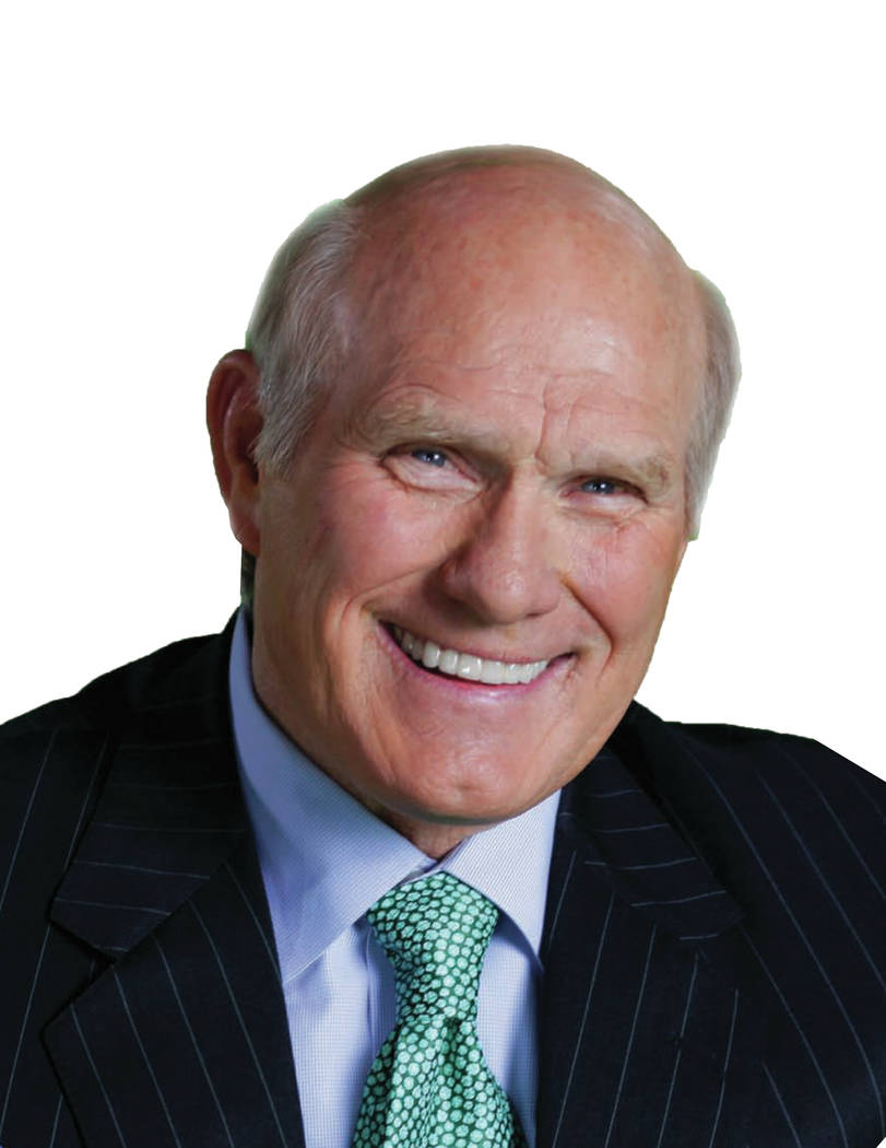 Terry Bradshaw is headlining the Luxor for four shows in August. (Wicked Creative)