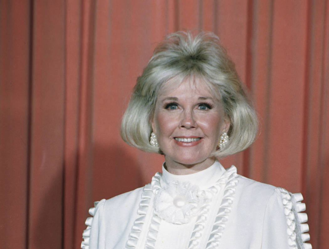 Actress and animal rights activist Doris Day received the Cecil B. DeMille Award at the annual ...