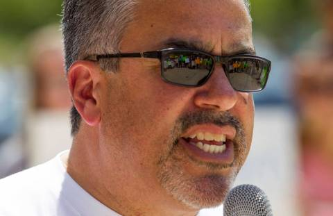 Peter Guzman. Richard Brian/Las Vegas Review-Journal
