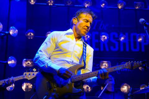 Michael Simon/startraksphoto.com Dennis Quaid performing at Barbershop Cuts & Cocktails at The ...