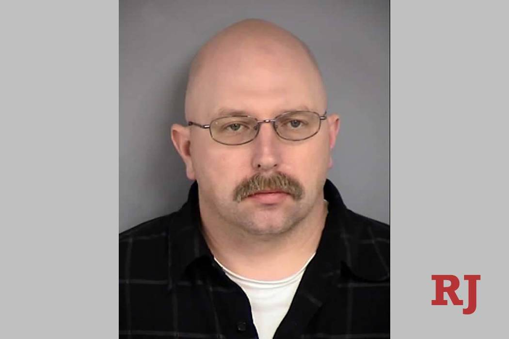 Bret Theil (North Las Vegas Police Department)