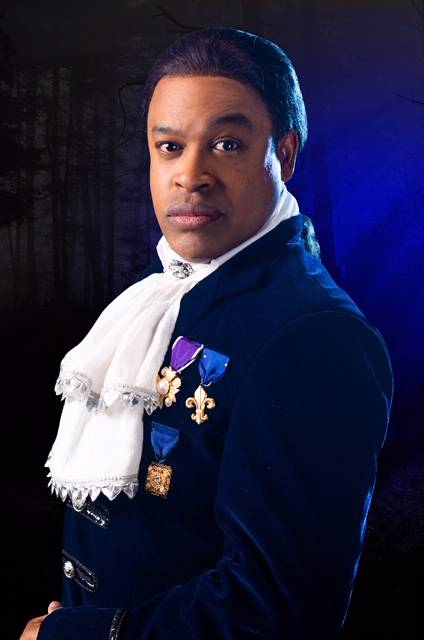 Prince Charming played by Keith Dotson. Jesse J. Sutherland