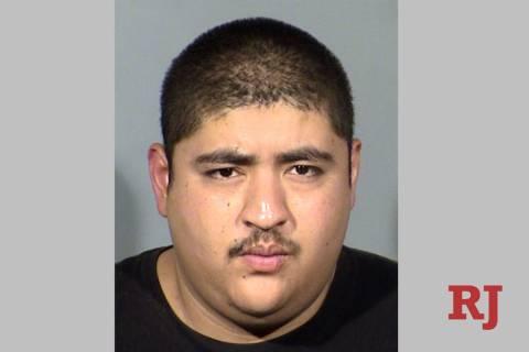 Mateo Diaz-Ibarra (Las Vegas Metropolitan Police Department)