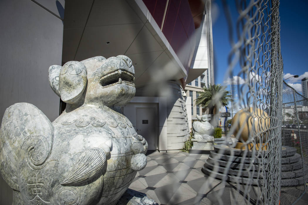 The Lucky Dragon, which closed last year and filed for bankruptcy, is expected to reopen fully ...