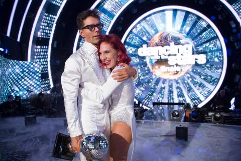 """DANCING WITH THE STARS - """"Finale"""" - After weeks of stunning competitive dancing, the ..."""