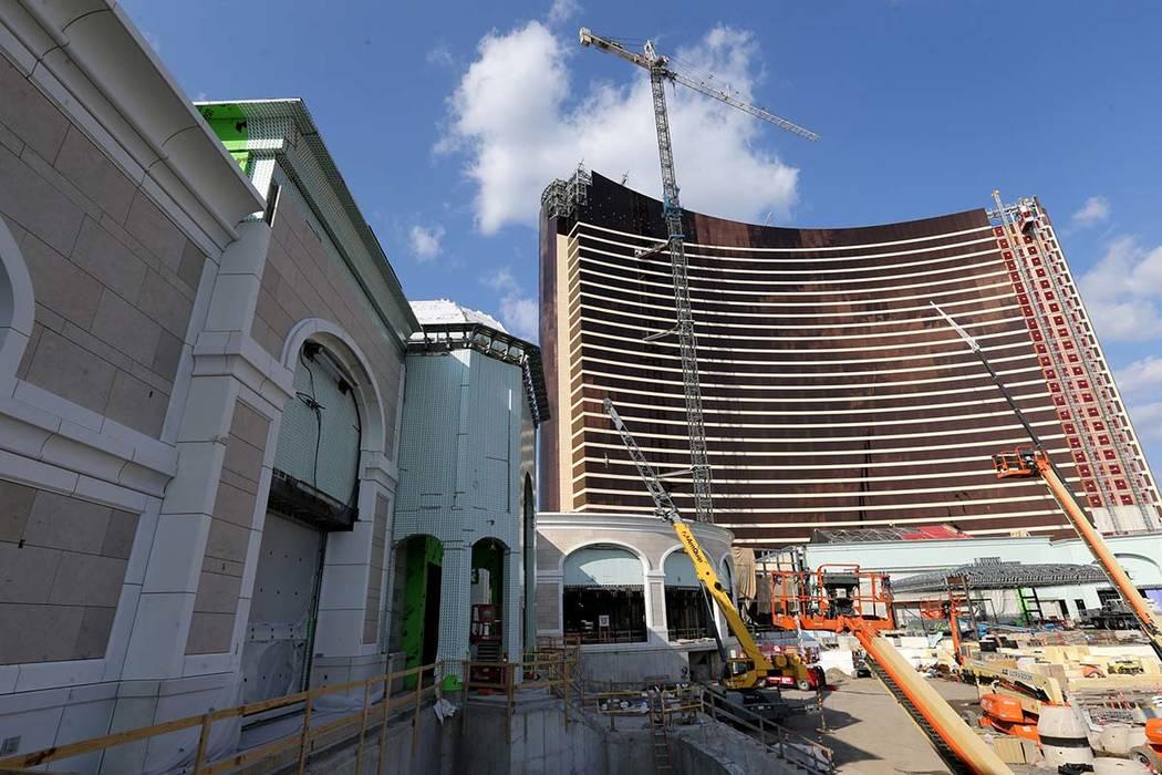 Wynn Mgm In Talks About Possible Encore Boston Harbor Sale Las Vegas Review Journal
