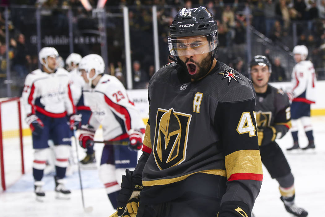 Golden Knights Might Lose Free Agent Pierre Edouard Bellemare Las