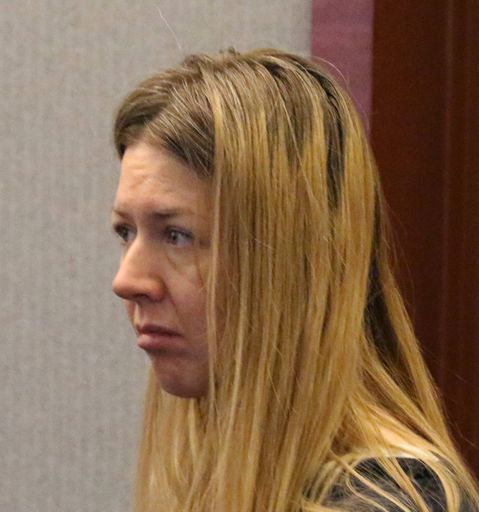 Linette Boedicker, accused of drowning her 2-year-old daughter in bathtub, appears in court at ...