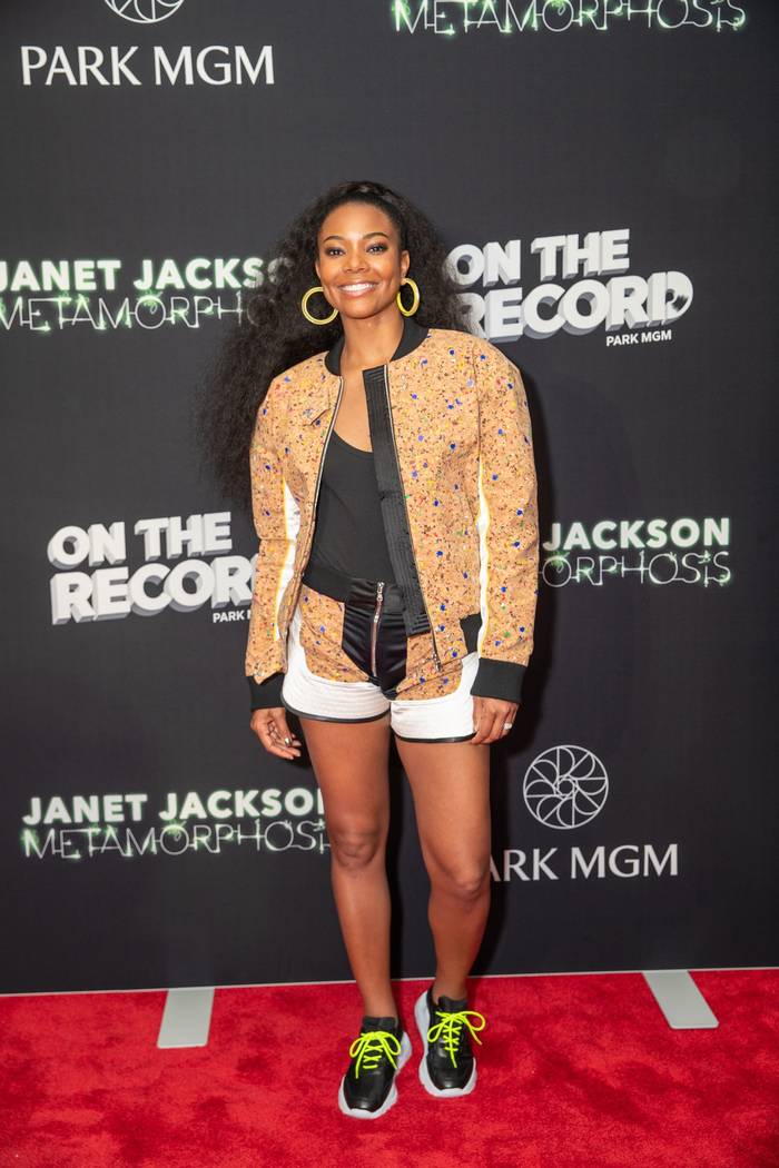 "Gabrielle Union attends the ""Metamorphosis"" afterparty at On The Record Speakeasy and Club at P ..."