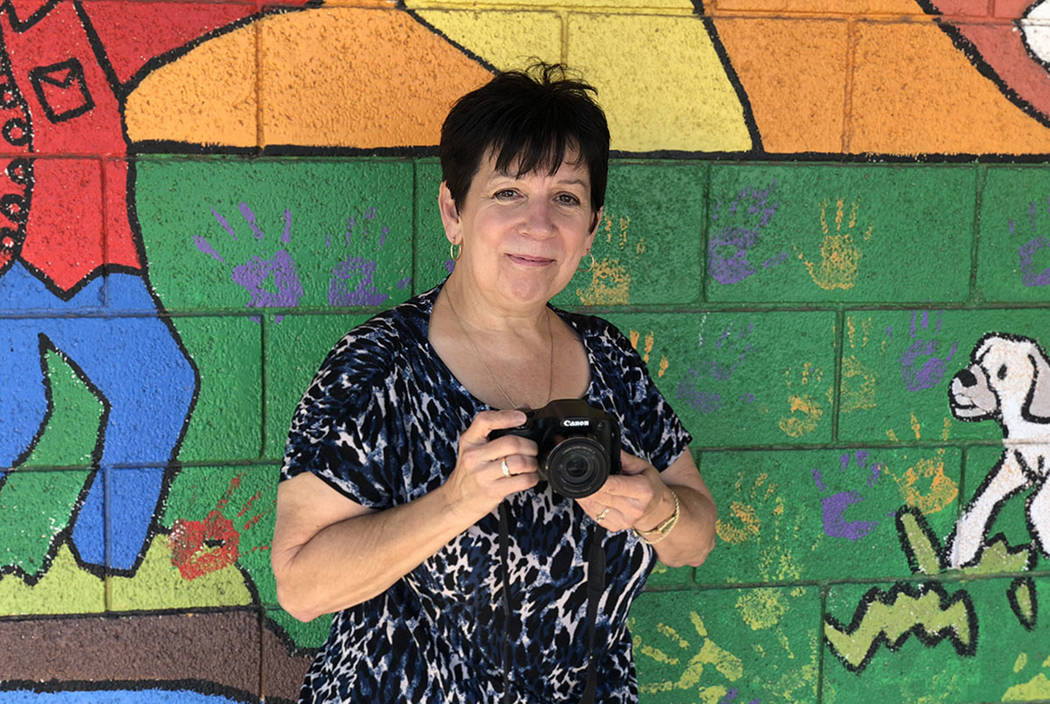 Elise Rigatuso, executive board member and historian of the Children's Service Guild at the Chi ...