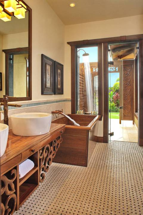 The master bathroom is the third most important room to potential new buyers. If you have the s ...