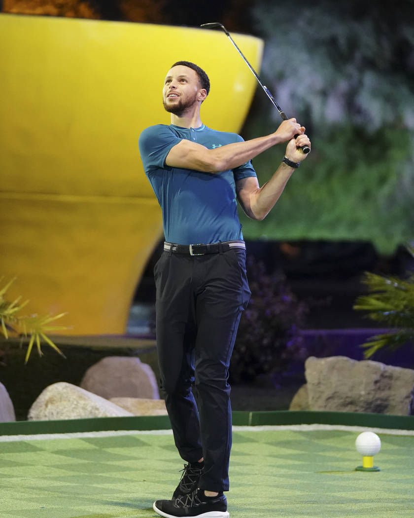 """Holey Moley,"" a 10-episode mini-golf competition series, will showcase self-proclaimed mini-go ..."