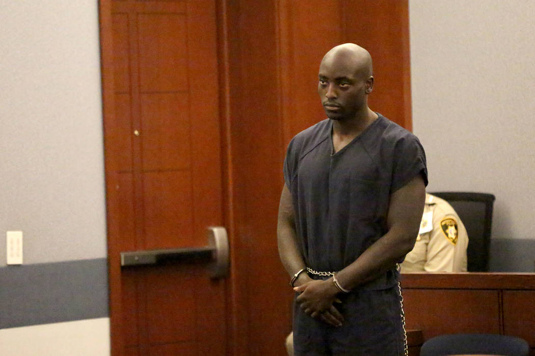 Former NFL player Cierre Wood, who along with his girlfriend, is charged with first-degree murd ...