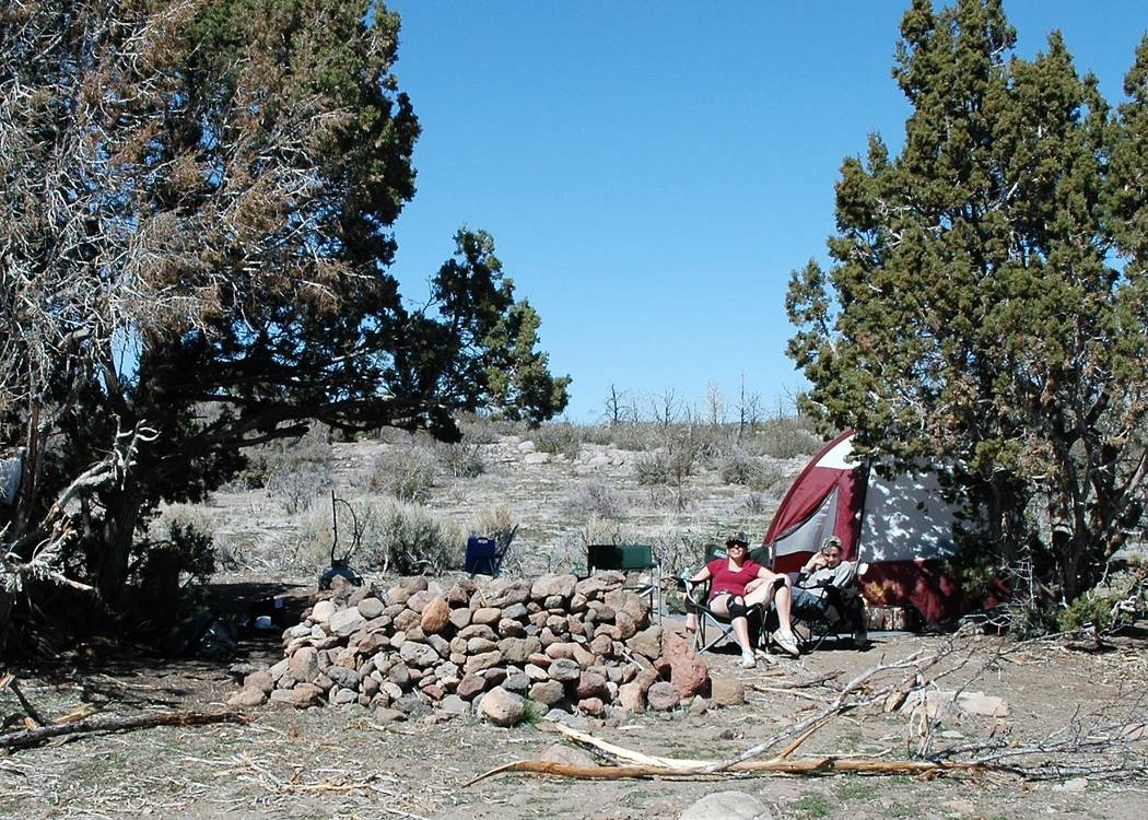 Taking a few steps to keep your camping spot clean will go a long way toward making your campin ...