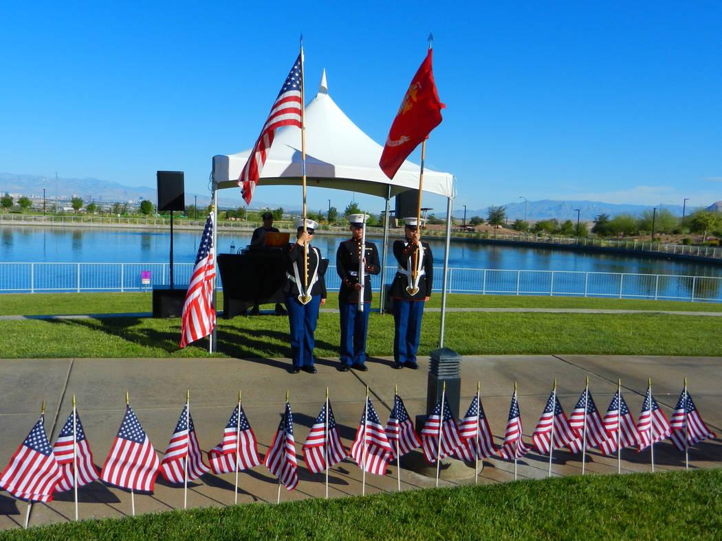 Cadence to host Memorial Day event | Las Vegas Review-Journal