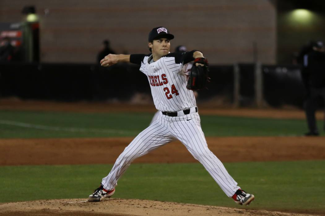 UNLV Plays San Diego State In Mountain West Baseball