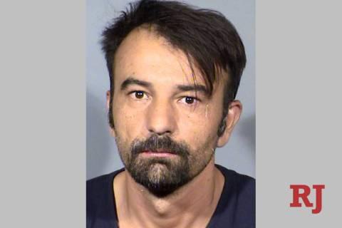 Slobodan Miljus (Las Vegas Metropolitan Police Department)