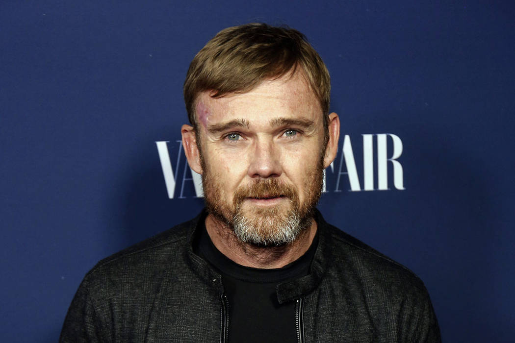 FILE - In this Nov. 2, 2016 file photo, actor Rick Schroder arrives at the NBC and Vanity Fair ...