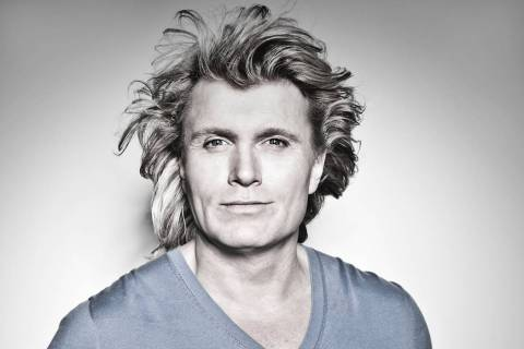 Hans Klok is the new headlining magician at Excalibur on the Las Vegas Strip. (Linda Doubletheman)