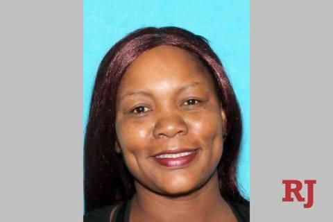 Arkedra Shamona Taylor, 43 (Las Vegas Metropolitan Police Department)
