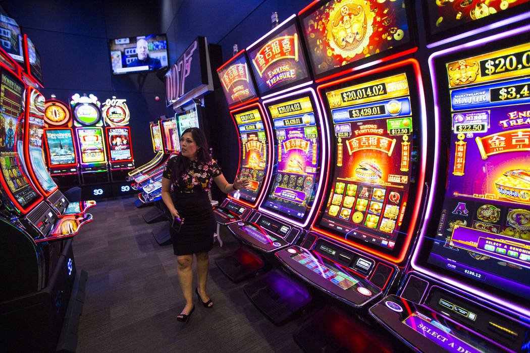 New Video Slot Machines