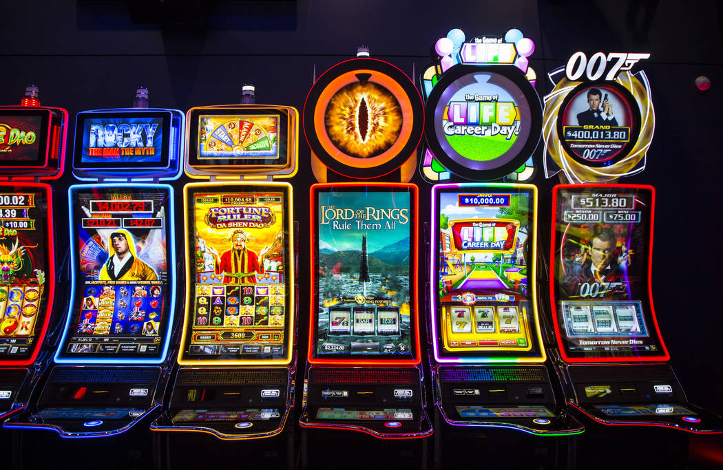 How To Make A Digital Slot Machine