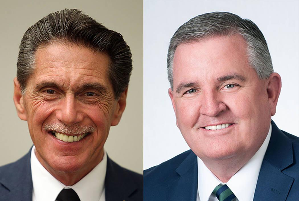 Richard Cherchio, left, and Pete Shields (courtesy)