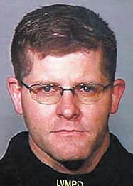 Las Vegas police officer Alyn Beck