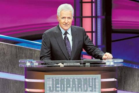 """""""Jeopardy!"""" host Alex Trebek (Courtesy)"""