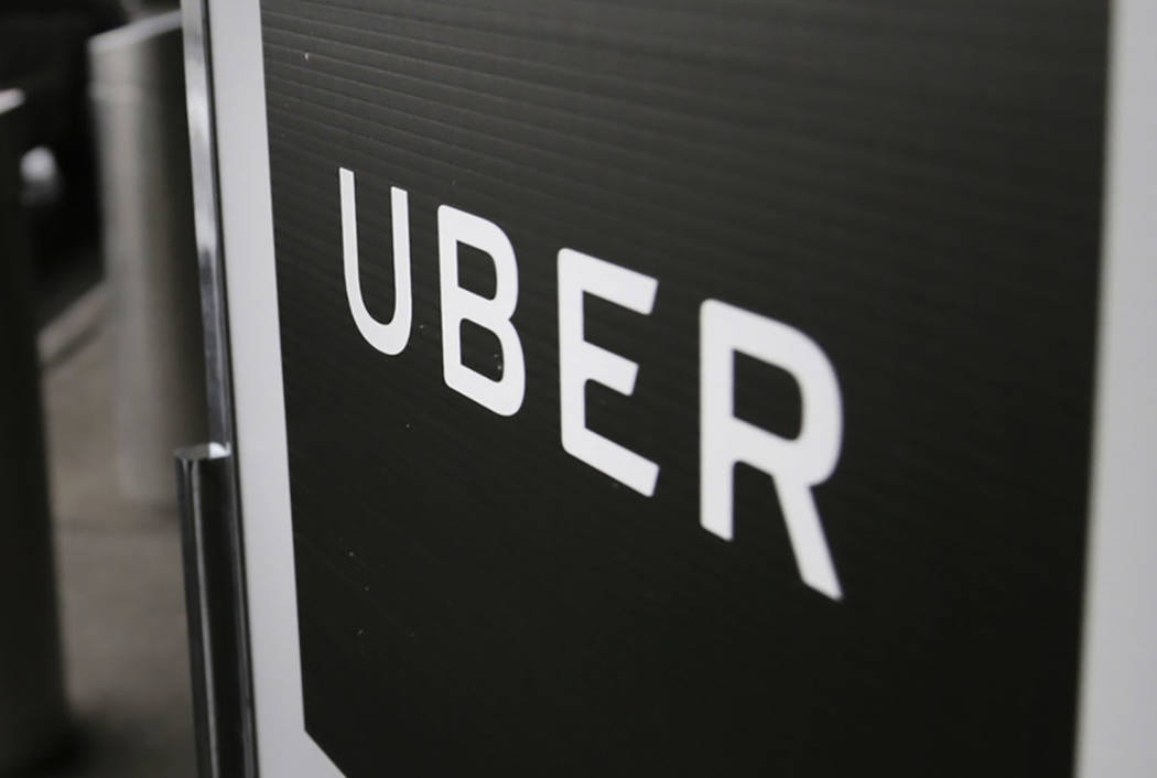 Uber released its lost-and-found index for the past year. (Seth Wenig/AP)