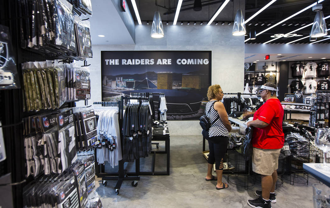 Big, fat academic report' helped lure Raiders to Las Vegas | Las