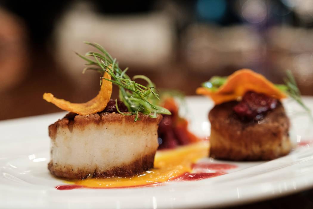 Five spots for scallops in Las Vegas | Las Vegas Review-Journal