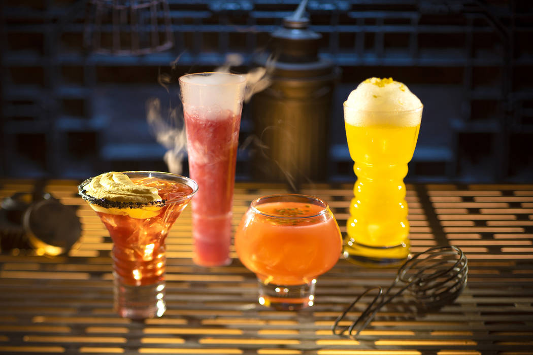 Guests will discover innovative and creative concoctions from around the galaxy at Star Wars: G ...