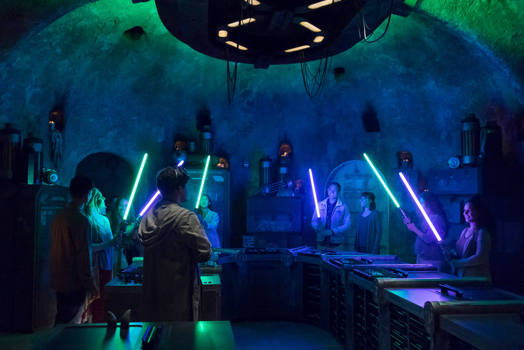 Disney guests will discover exotic finds throughout Star Wars: Galaxy's Edge at Disneyland Park ...