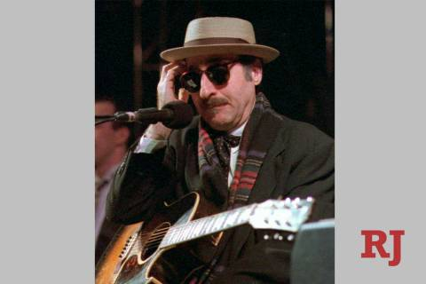 FILE - This March 28, 1998 file photo shows Leon Redbone performing at the eighth annual Redwoo ...