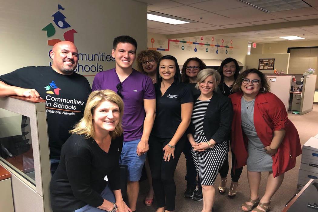 (Communities in Schools of Nevada/Facebook)
