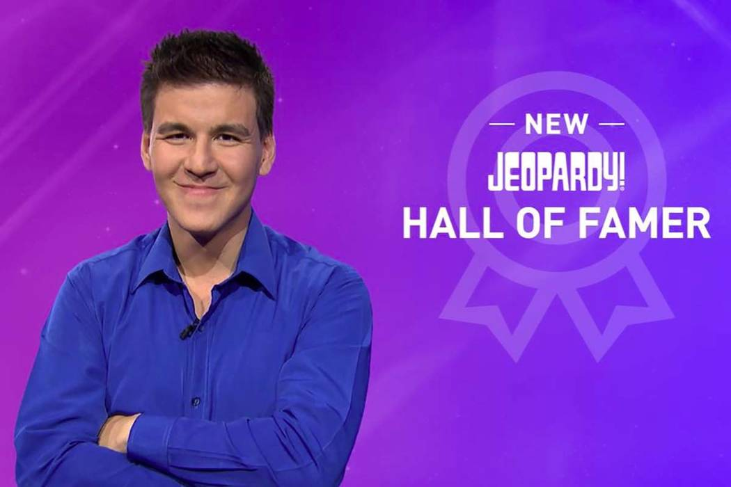 "Las Vegan James Holzhauer surpassed the $2.3 million winnings mark this week on ""Jeopardy!"" (Je ..."