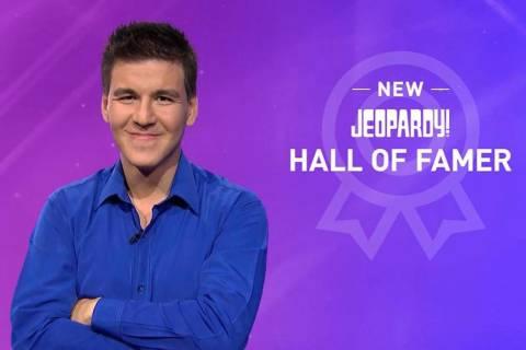 "Las Vegan James Holzhauer surpassed the $2.3 million winnings mark this week on ""Jeopardy!"" (Je ..."