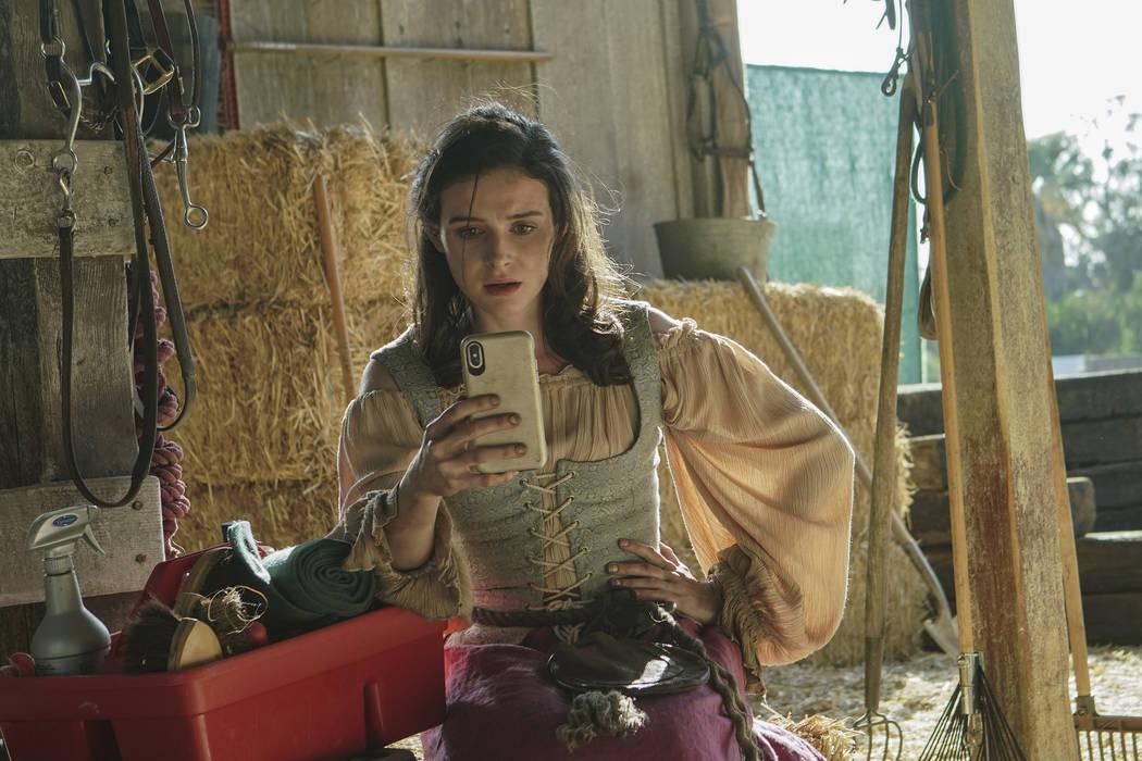 Georgia Flood stars in Lifetime's new dramedy American Princess, premiering Sunday, June ...