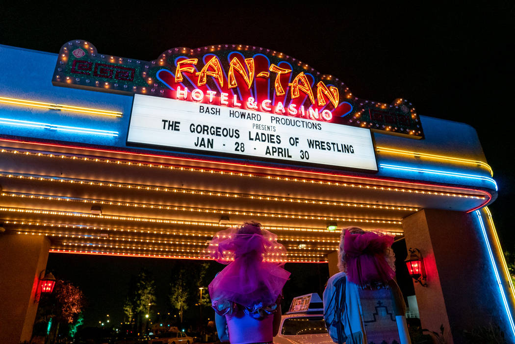 """For its third season, the Netflix comedy """"GLOW"""" has relocated to the fictional Fan-Tan Hotel an ..."""