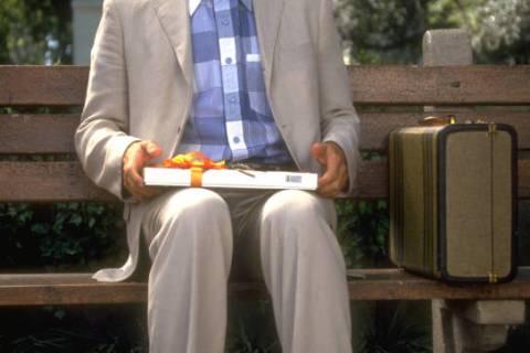 "Tom Hanks in ""Forrest Gump."" (Paramount Pictures)"