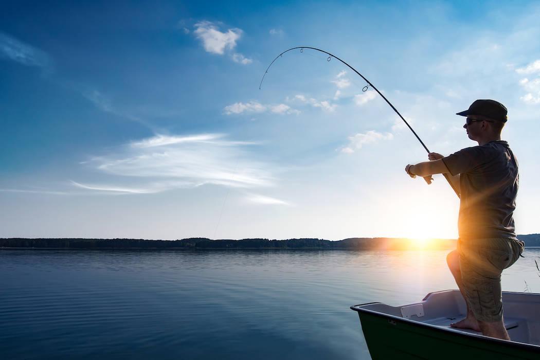 Nevada fishing report, June 5, 2019 | Las Vegas Review-Journal