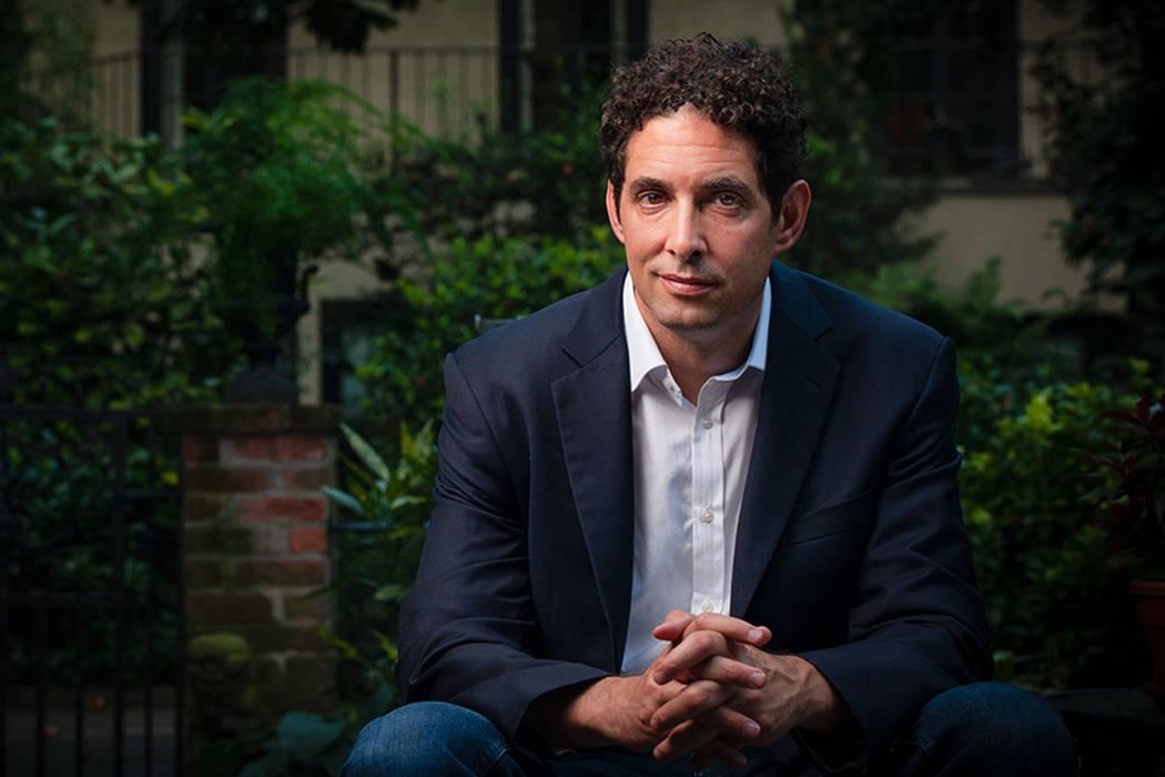 Author Alex Berenson (Courtesy/Craig Geller)