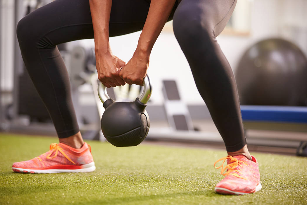 Getty Images By their nature, typical kettlebell exercises build strength and endurance, partic ...