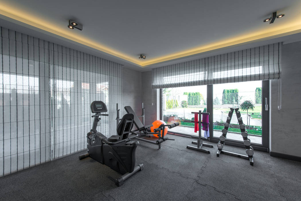 A growing number of homeowners are trying to replicate the gym experience at home. (Getty Images)