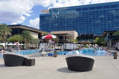 Depending on the days and times, Henderson's M Resort offers locals free or discounted admissio ...