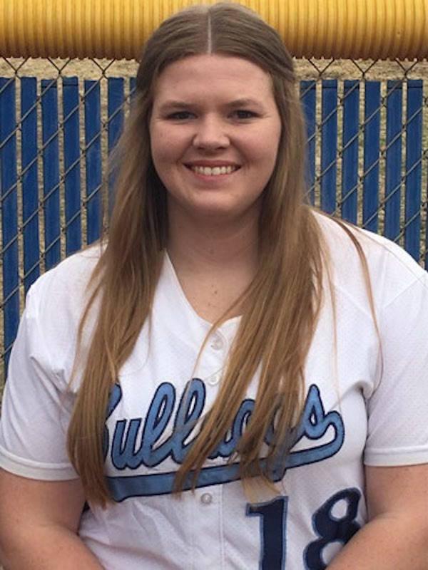 Centennial's Amanda Sink is a member of the Nevada Preps all-state softball team.