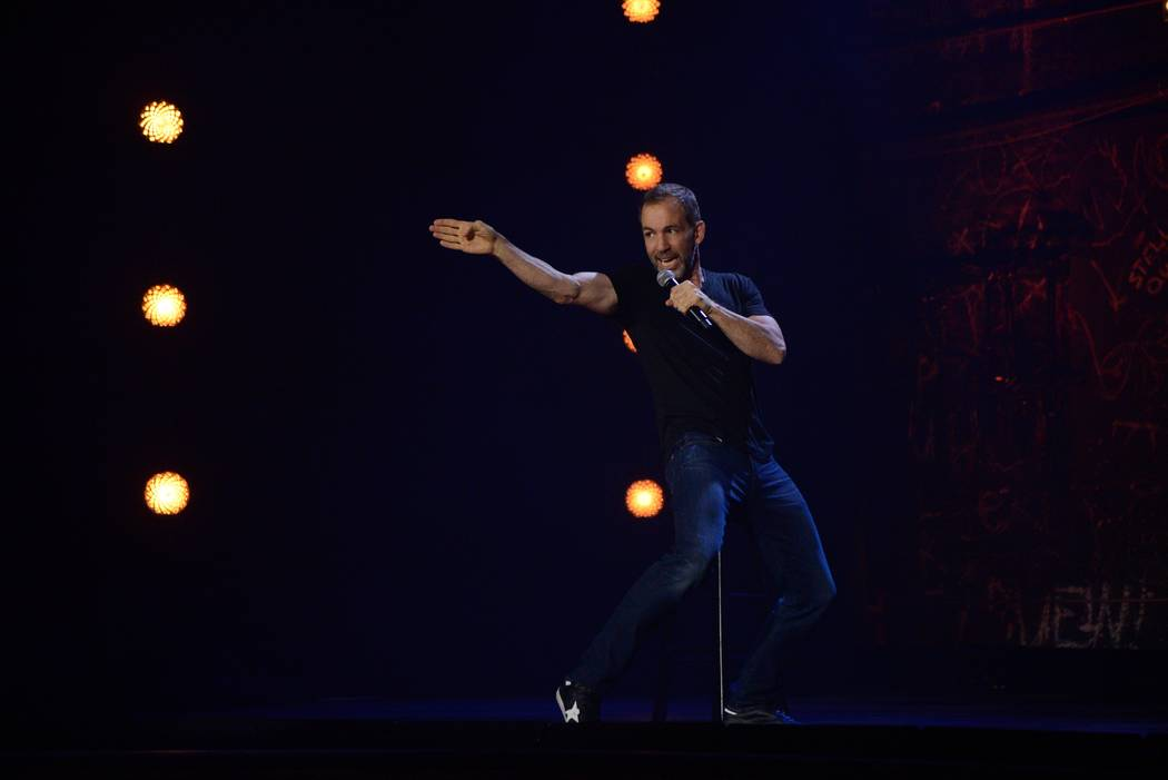 Photos of Bryan Callen special for Comedy Dynamics at Thalia Hall in Chicago, IL on Friday July ...